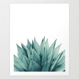 Agave Vibes #8 #tropical #decor #art #society6 Art Print