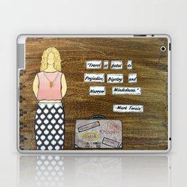 Twain Knows Laptop & iPad Skin