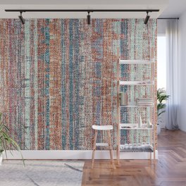 Abstract background textile Wall Mural