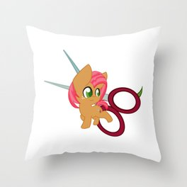 Chibi Babs Seed Throw Pillow