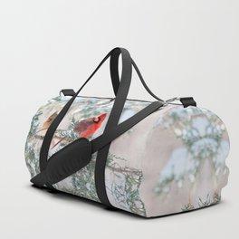 Remembering.... (Northern Cardinals) Duffle Bag