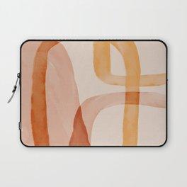 The Desert Shapes Laptop Sleeve