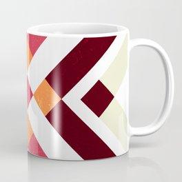 ABSTRACT RUG PATTERN Coffee Mug