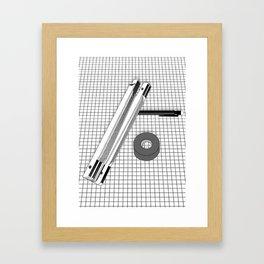 fsdm Framed Art Print