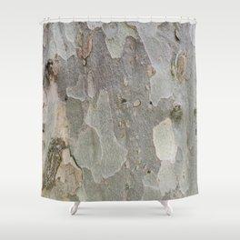 Tree bark pattern Shower Curtain