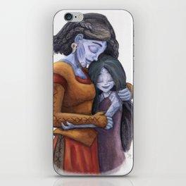 Angrboda and Hela iPhone Skin