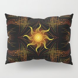 sun energy. part two Pillow Sham