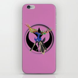 Xerneas-Fairy Type Revisited iPhone Skin