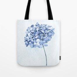 Hydrangea Blue 2 Tote Bag