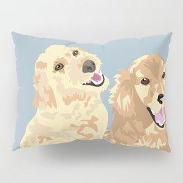 Libby and Apollo Pillow Sham