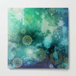 Galaxy Bliss Metal Print