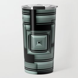 Beveled Travel Mug