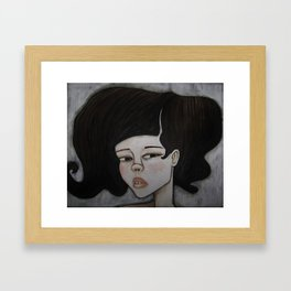 Pam Framed Art Print