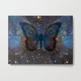 StarButterfly Metal Print