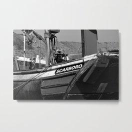 Scarboro Metal Print