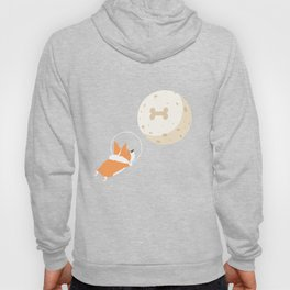 Fly to the moon Hoody