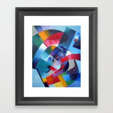 Ruben10 Framed Art Print
