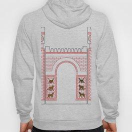 Ashtar Assyrian Gate Hoody