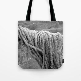Cotton Textures Tote Bag