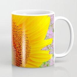 Sunflower and the Ladybug Coffee Mug