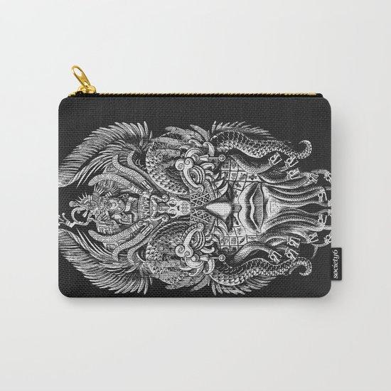 Queztalcoatl Carry-All Pouch