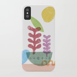 Still Life with Egg & Worm iPhone Case