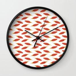 phoenix down Wall Clock