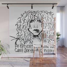 #STUKGIRL Stevie Wall Mural