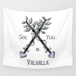 Valhalla Wall Tapestry