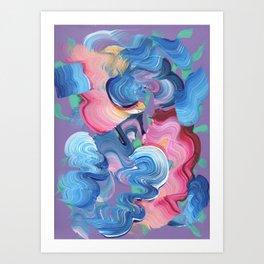 Abstraction #3 Art Print