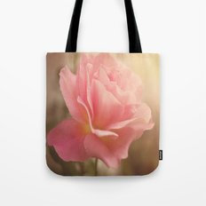 Love is much like a wild rose....... Tote Bag