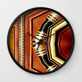 Maxmetallic Wall Clock