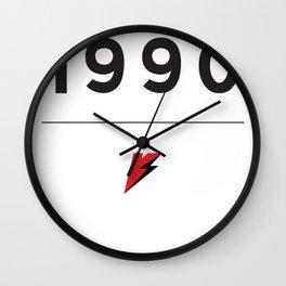 My Story Series (1990) Wall Clock