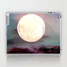 Tonight, I Am Dreaming That We Can Sleep Under The Same Moon. Laptop & iPad Skin