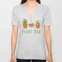 Plant Dad Unisex V-Neck