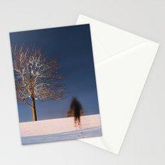 Frigid Solitude Stationery Cards