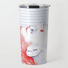 BlueRed Boy Travel Mug