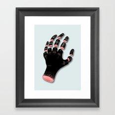 Extend Framed Art Print