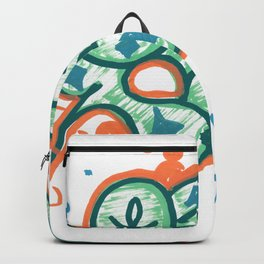 Starry flop Backpack