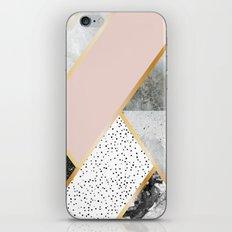sacred geometry 3 iPhone & iPod Skin