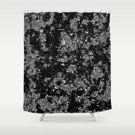 Cubb3d___mmaxedmaze Shower Curtain