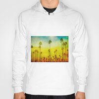 kerouac Hoodies featuring California Love by Honey Malek