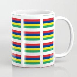Flag of Mauritius – maurice,mauricien,port-louis,mauritian,rodrigues,creole,dodo,indian ocean Coffee Mug