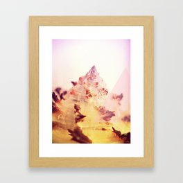 Murex Endivia 2 - The Lonely Mountain Framed Art Print