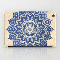 patterns iPad Cases featuring ókshirahm sky mandala by Peter Patrick Barreda