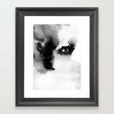 Portrait 16 Framed Art Print