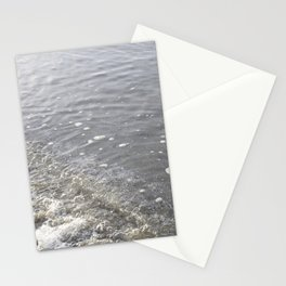 Wave Kits Beach Vancouver Stationery Cards