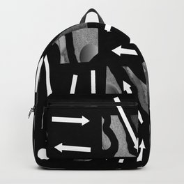 Arrows and Direction Backpack