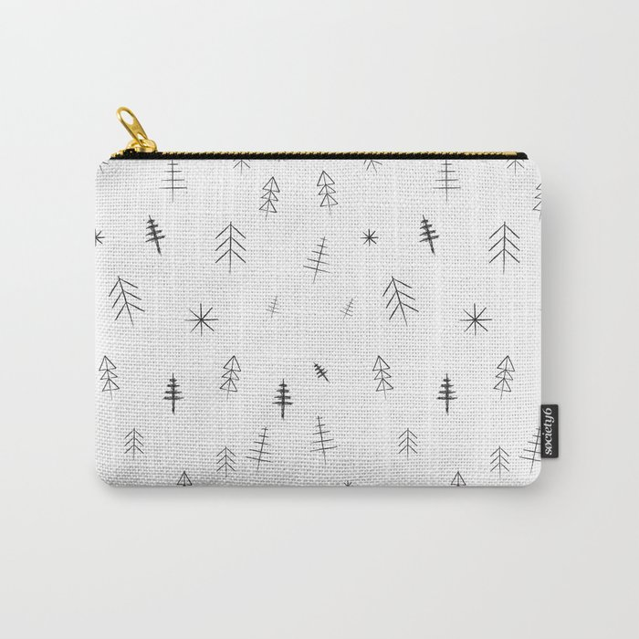 O Christmas tree[s] Carry-All Pouch