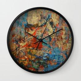 Mannaz - Runes Series Wall Clock